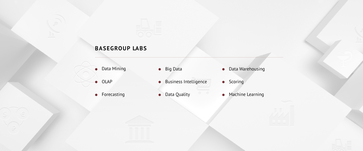 Сайт компании BaseGroup Labs